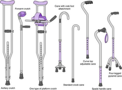 bengalas para esclerose múltipla