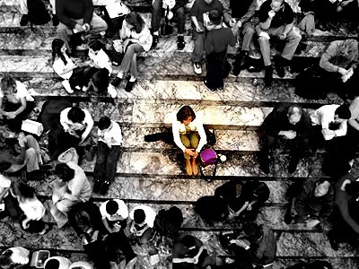 pessoas com esclerose social podem se isolar por estarem cansadas