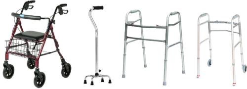 andadores na esclerose multipla